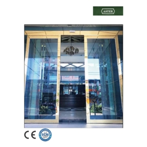 🇹🇼 ASTER TC-1500  重型平移式自動門機/電動門 Automatic Sliding Door