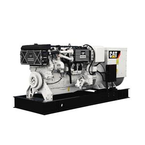 Marine Engine C18 (White)